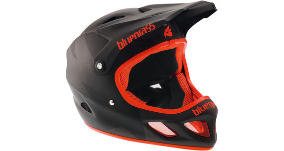 bluegrass Explicit helm zwart